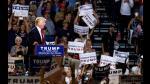 Donald Trump vivió vergonzoso momento por culpa de una mosca | VIDEO - Noticias de univision