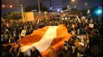 Keiko Fujimori: miles marcharon en Lima contra su candidatura - Noticias de claudia cisneros