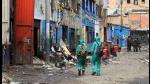 Colombia: así fue el ingreso de la policía al peligroso 'Bronx' de Bogotá - Noticias de enrique penalosa