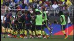 USA vs Colombia: cafeteros ganaron 2-0 con goles de Zapata y James en Copa América - Noticias de equipos sudamericano sub 17 paraguay 2015