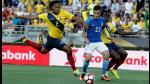 Brasil y Ecuador empataron 0-0 en Copa América Centenario - Noticias de marcelo oliveira