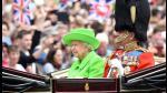 Reina Isabel II celebró sus 90 años con desfile militar en Londres - Noticias de esto es guerra juegos