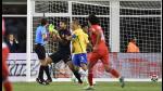 Perú vs Brasil: así fue la polémica que se armó tras gol de Ruidíaz - Noticias de nicolas taran