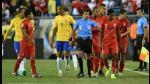Perú vs Brasil: así fue la polémica que se armó tras gol de Ruidíaz - Noticias de peru vs brasil