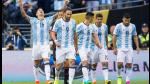 Argentina goleó 3-0 a Bolivia por la Copa América Centenario - Noticias de lucas castro