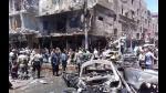 ISIS contraataca para defender sus bastiones en Siria - Noticias de rami abdel rahman