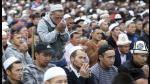 Musulmanes de Oriente Medio celebran fin del Ramadán en medio de la violencia - Noticias de meca cultural