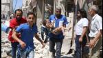 ISIS: mueren 48 civiles por bombardeos aéreos en Siria - Noticias de esto es guerra