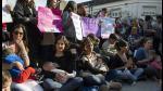 Gran 'teteada masiva' en Argentina contra prohibición de amamantar en público | FOTOS - Noticias de comisaría de san andrés