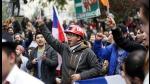Chile: miles exigieron en las calles el fin de las AFP - Noticias de francisco maturana