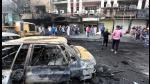 ISIS asume el último atentado suicida al norte de Bagdad con 12 muertos - Noticias de jales