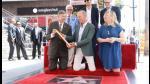 Michael Keaton ya tiene su estrella en Paseo de la Fama de Hollywood - Noticias de michael douglas