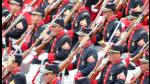 Fiestas Patrias: así fue la Gran Parada y Desfile Militar | FOTOS - Noticias de colegio militar leoncio prado