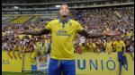 Kevin Prince Boateng fue presentado a lo grande en la UD Las Palmas - Noticias de kevin prince