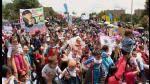 Colombia: madres y sus hijos participaron en masiva 'Tetatón' - Noticias de lactancia materna