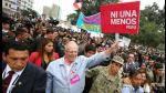 Ni Una Menos: las frases de los políticos contra la violencia hacia la mujer - Noticias de ni una menos
