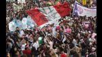 Ni Una Menos: multitud rechazó violencia contra la mujer en el Perú - Noticias de ni una menos