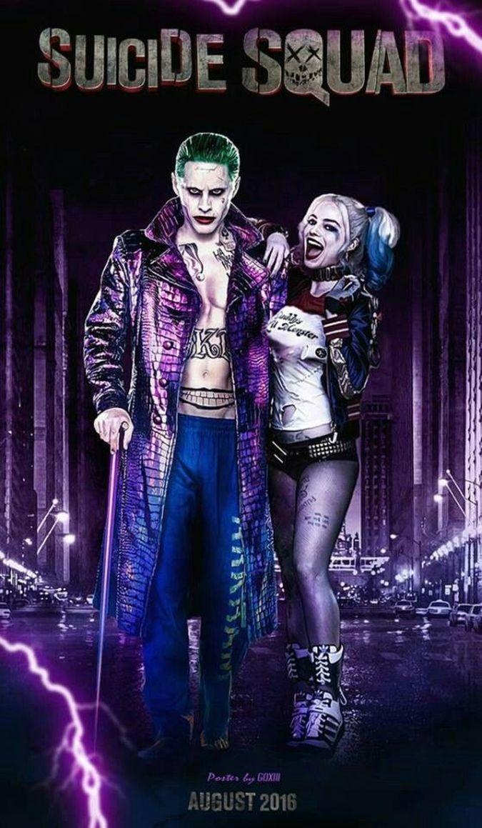 Suicide Squad El Joker Intenta Asesinar A Harley Quinn En
