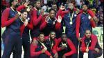 Río 2016: USA ganó el oro en básquet al vencer a Serbia - Noticias de carmelo guastella
