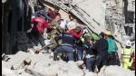 Italia: devastador sismo deja 159 muertos, heridos y gran destrucción - Noticias de muertos