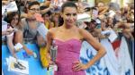 Naya Rivera revela que abortó durante las grabaciones de 'Glee' - Noticias de santana lópez