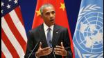Barack Obama cuadra a China por disputa territorial en medio del G20 - Noticias de diferendo marítimo