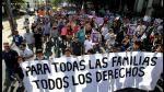 México: cientos de personas marchan por el Estado laico y contra homofobia - Noticias de cristian rivera