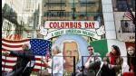 Columbus Day: así se celebró en EEUU esta tradicional festividad - Noticias de cristobal colon