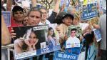 Argentina: miles protestan en las calles contra la inseguridad ciudadana - Noticias de robos en buenos aires
