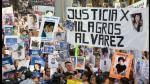 Argentina: miles protestan en las calles contra la inseguridad ciudadana - Noticias de inseguridad ciudadana