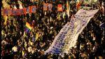 Marcha de las flores: así fue la movilización por la paz en Colombia - Noticias de colombia juan manuel santos