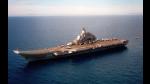 Portaaviones 'Almirante Kuznetsov' entró en combate en Siria - Noticias de ronald reagan