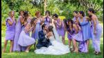 Michelle Renaud y el mágico mensaje a su esposo Josué Alvarado tras su boda - Noticias de mundo bebe