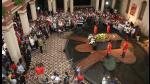 """Nicolás Maduro: así rindió homenaje al """"gigante"""" Fidel Castro en Venezuela - Noticias de muerte de hugo chavez"""