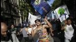 Argentina: así fue la marcha por la legalización de la marihuana - Noticias de poder ejecutivo