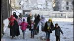 ONU: unos 500 niños necesitan ser evacuados de Alepo oriental en Siria | VIDEO - Noticias de cesar penaranda direc