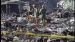 México: el desolador panorama en Tultepec tras explosiones en San Pablito - Noticias de hospital de la solidaridad
