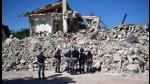 10 grandes terremotos que asolaron el mundo en 2016 | FOTOS - Noticias de david bowie