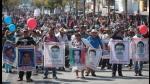 México: padres de Ayotzinapa participaron en misa en Basílica de Guadalupe - Noticias de carlos rosales