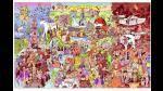 The Walking Dead: ¿puedes encontrar a Negan en esta congestionada imagen? - Noticias de pokemon go