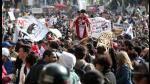 Colombia: así protestaron en Bogotá por reapertura de plaza de toros - Noticias de gustavo petro