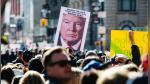 EEUU: miles protestaron contra Trump a un mes del inicio de su gestión - Noticias de columbus circle
