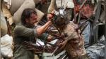 The Walking Dead 7x10: ¿quién era el terrorífico zombi salido de 'Resident Evil'? - Noticias de andrew lincoln